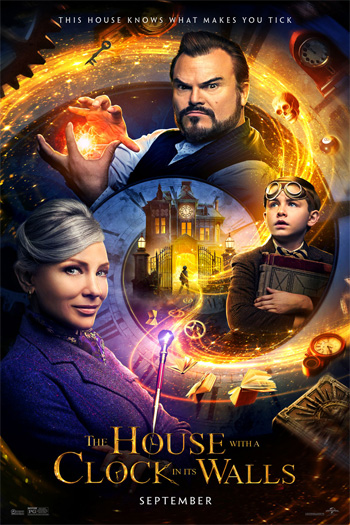 The House with a Clock in Its Walls - 2018-09-21 00:00:00