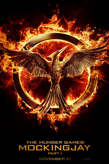 The Hunger Games Mockingjay Part 1 - 2014-11-21 00:00:00