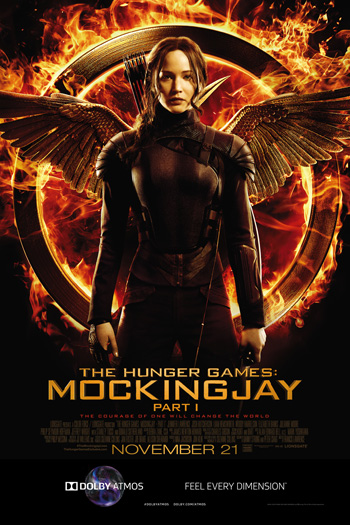 The Hunger Games Mockingjay Part 1 ATMOS - 2014-11-21 00:00:00