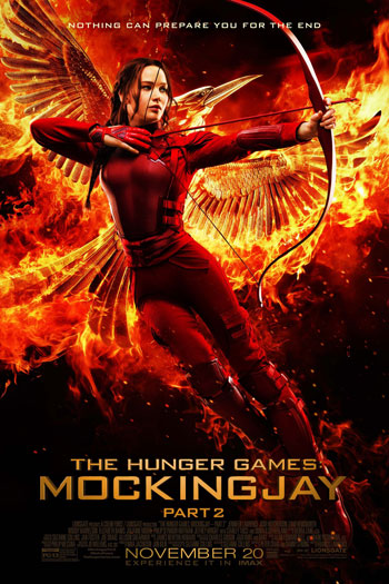 The Hunger Games: Mockingjay Part 2 - 2015-11-20 00:00:00