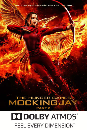 The Hunger Games: Mockingjay Part 2 ATMOS - 2015-11-20 00:00:00