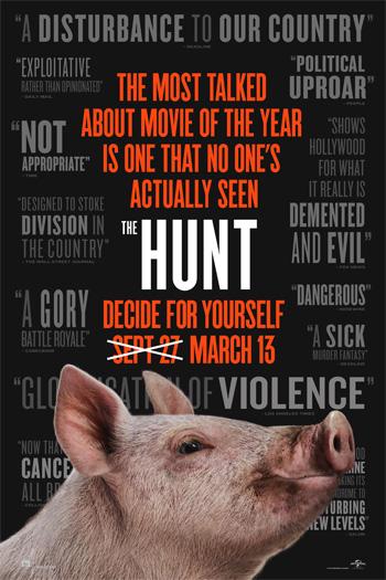 The Hunt - Mar 13, 2020