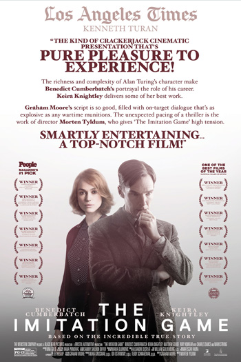 The Imitation Game - 2015-01-23 00:00:00