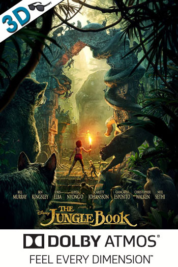 The Jungle Book 3D ATMOS - 2016-04-15 00:00:00
