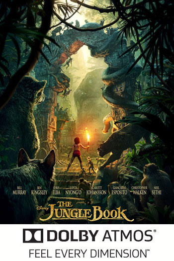 The Jungle Book ATMOS - 2016-04-15 00:00:00