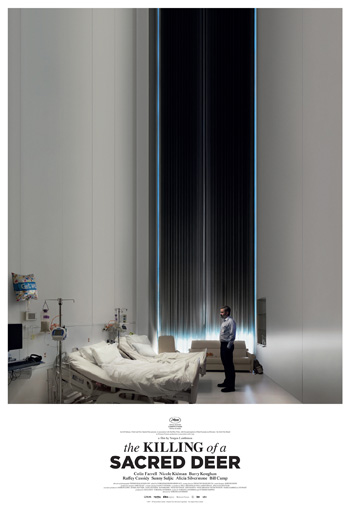 The Killing of a Sacred Deer - Oct 20, 2017