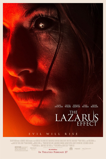 The Lazarus Effect - 2015-02-27 00:00:00