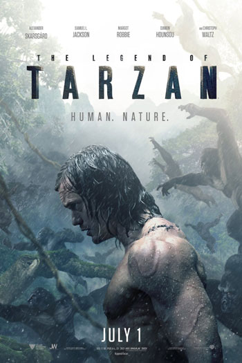 The Legend of Tarzan - Jul 1, 2016