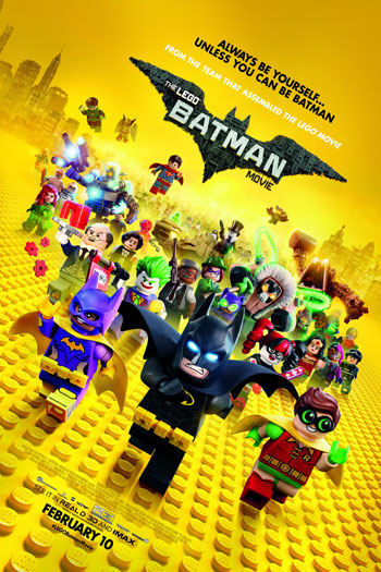 The LEGO Batman Movie - 2017-02-10 00:00:00