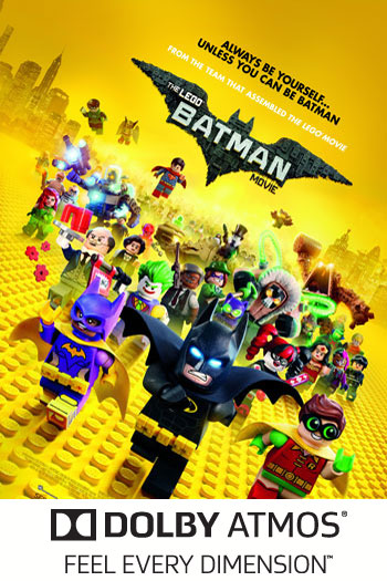 The LEGO Batman Movie ATMOS - 2017-02-10 00:00:00