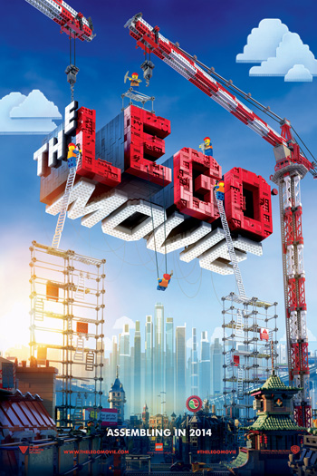 The Lego Movie - Feb 7, 2014