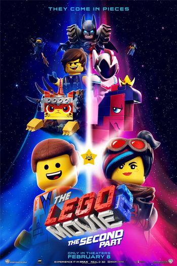 The LEGO Movie 2: The Second Part - Feb 8, 2019