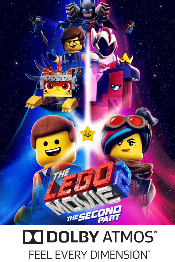 The LEGO Movie 2: The Second Part ATMOS