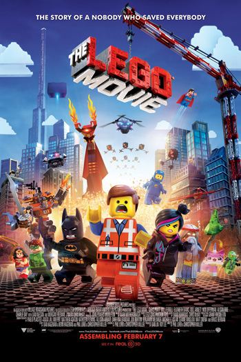 The Lego Movie 3D - 2014-02-07 00:00:00