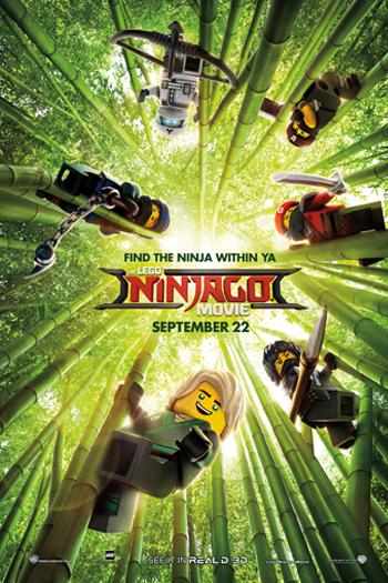 The LEGO Ninjago Movie - 2017-09-22 00:00:00