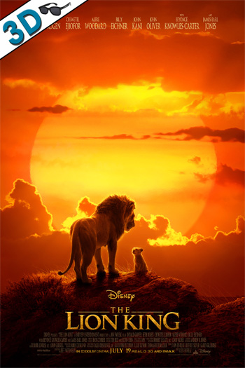 The Lion King 3D - 2019-07-19 00:00:00