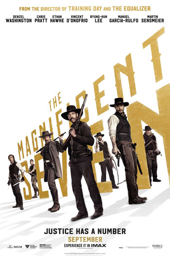 The Magnificent Seven - 2016-09-23 00:00:00