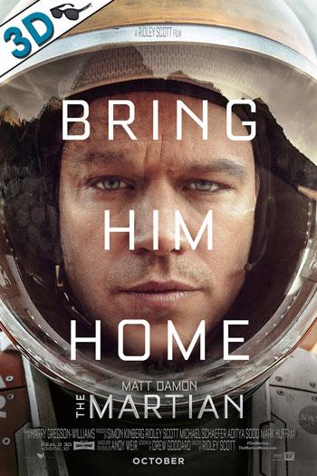 The Martian 3D - 2015-10-02 00:00:00