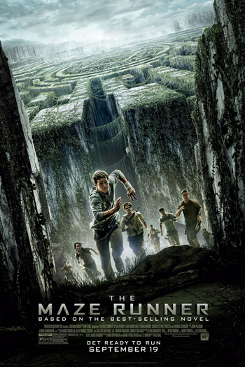 The Maze Runner - Sep 19, 2014