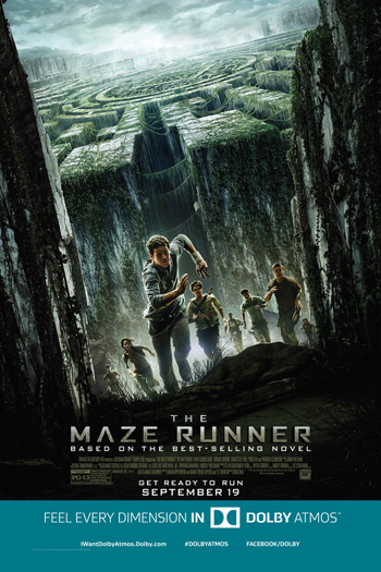 The Maze Runner ATMOS - 2014-09-19 00:00:00