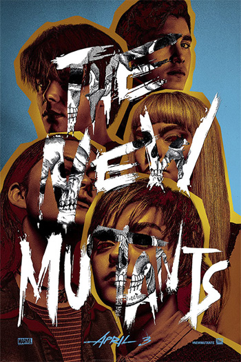 The New Mutants - 2020-08-28 00:00:00