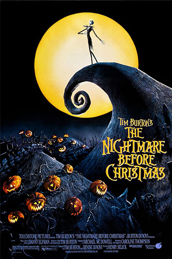 The Nightmare Before Christmas - Oct 16, 2020