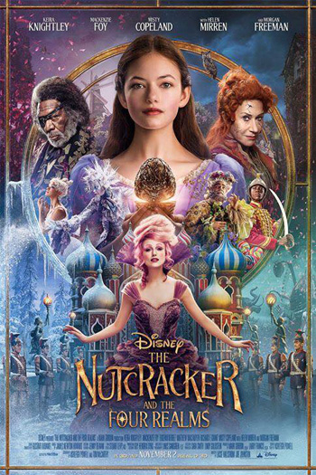The Nutcracker and the Four Realms - 2018-11-02 00:00:00