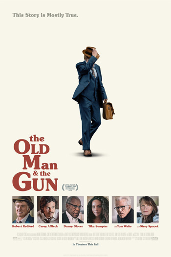 The Old Man and the Gun - 2018-10-19 00:00:00