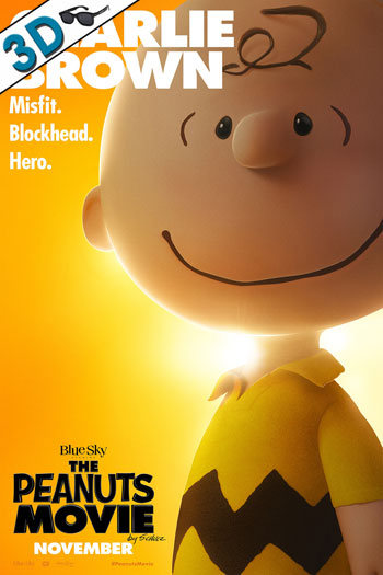 The Peanuts Movie 3D - 2015-11-06 00:00:00