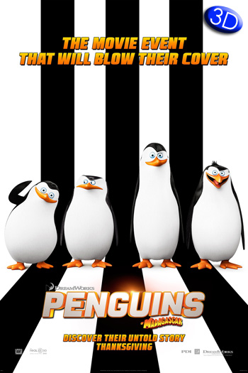The Penguins of Madagascar 3D - 2014-11-26 00:00:00