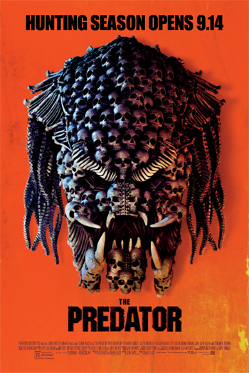 The Predator - 2018-09-14 00:00:00