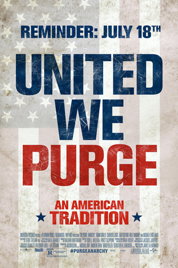The Purge: Anarchy - Jul 18, 2014