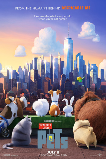 The Secret Life of Pets - Jul 8, 2016