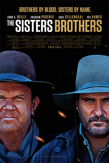 The Sisters Brothers - Oct 19, 2018