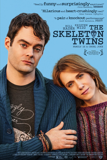 The Skeleton Twins - Oct 10, 2014