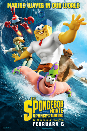 The Spongebob Movie: Sponge Out of Water - 2015-02-06 00:00:00