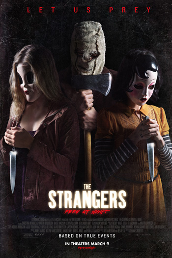 The Strangers: Prey at Night - Mar 9, 2018