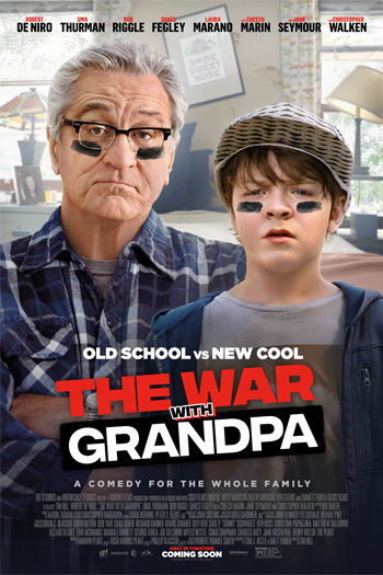 The War With Grandpa - Oct 9, 2020