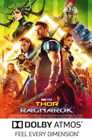 Thor: Ragnarok ATMOS