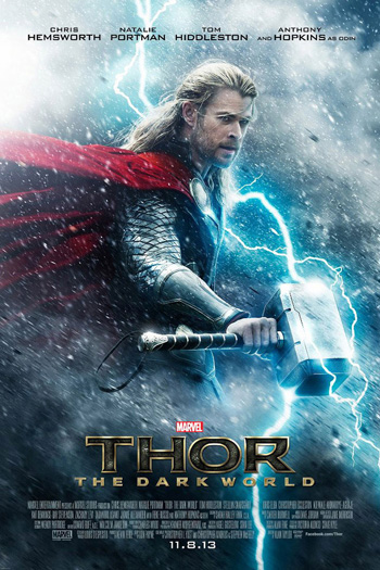 Thor The Dark World  - Nov 8, 2013
