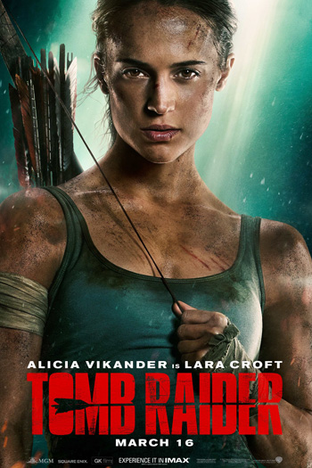 Tomb Raider - Mar 16, 2018