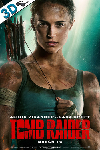 Tomb Raider 3D - 2018-03-16 00:00:00