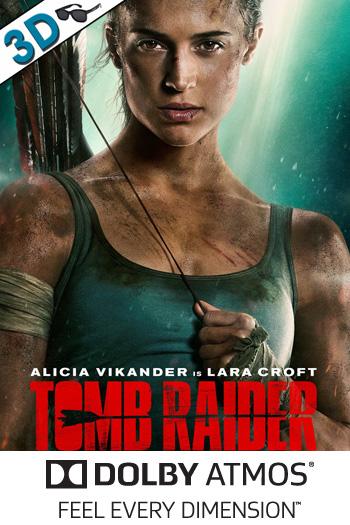 Tomb Raider 3D ATMOS - 2018-03-16 00:00:00