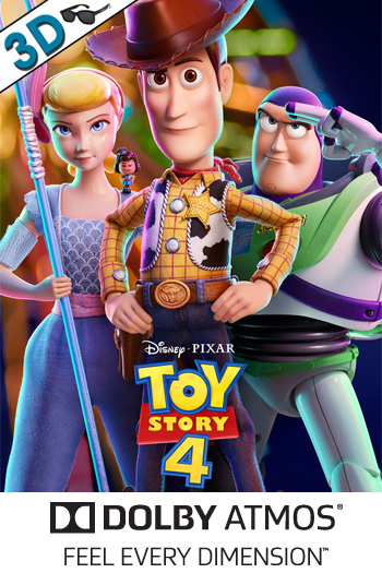 Toy Story 4 3D ATMOS