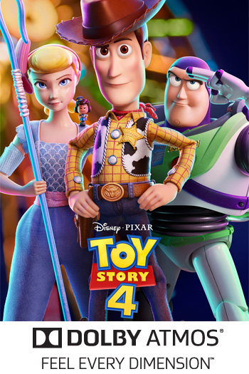 Toy Story 4 ATMOS - 2019-06-21 00:00:00
