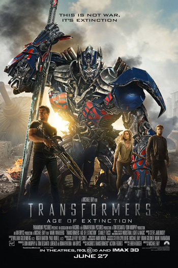 Transformers Age of Extinction - Jun 27, 2014