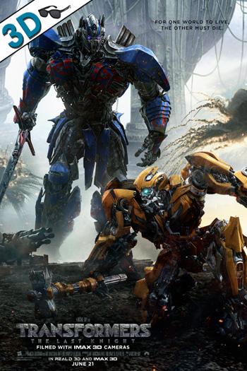 Transformers: The Last Knight 3D - 2017-06-21 00:00:00