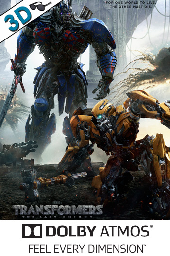 Transformers: The Last Knight 3D ATMOS - 2017-06-21 00:00:00