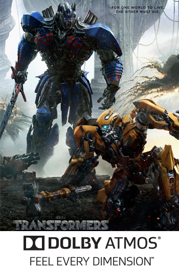 Transformers: The Last Knight ATMOS - 2017-06-21 00:00:00