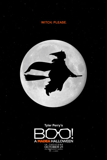 Tyler Perry's Boo! A Madea Halloween - 2016-10-21 00:00:00